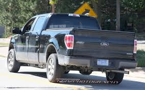 Ford F150 Truck Generations - 2015 ford f 150 aluminum body prototypes spotted in michigan photo