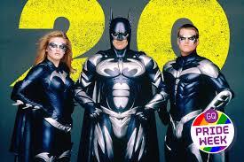 batman and robin halloween costumes for couples joel schumacher on u0027batman u0026 robin u0027
