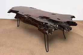tree trunk coffee table diy bed u0026 shower best designs tree