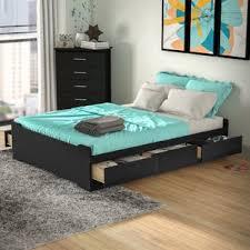 all modern bedroom furniture modern storage beds allmodern