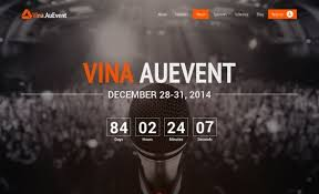 vina auevent v1 0 4 one page event and conference template