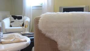 Imitation Sheepskin Rugs Feeling Sheepish Making A Faux Sheepskin Rug Part 1 Young