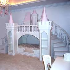 Princess Bunk Bed With Slide Princess Bunk Bed Furniture Princess Castle Bunk Bed With