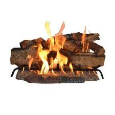 Fireplace Stores In New Jersey by Emberglow Savannah Oak 24 In Vent Free Natural Gas Fireplace Logs