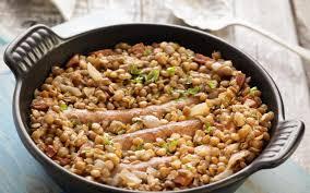 lentilles cuisine cocotte de lentilles et chipolatas cuisine et recettes