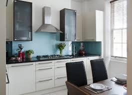 creance pour cuisine cuisines credence cuisine bleue idee meuble blanc idée créance