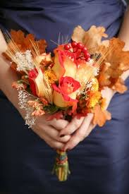 fall wedding bouquets 24 stunning fall wedding bouquets