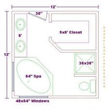 master bath floorplans free bathroom plan design ideas master