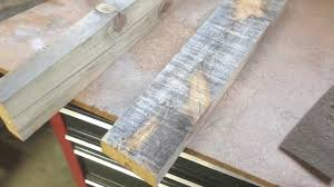 How To Reclaim Barn Wood Preparing Reclaimed Wood For Project Youtube