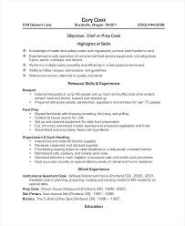 cook resume objective accounting resume objective berathencom a