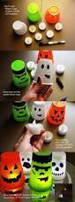 Halloween Decorations You Can Make At Home by Best 25 Halloween Arts And Crafts Ideas On Pinterest Halloween