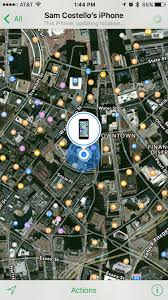 Find Location Of Phone Number On Map Why Is Find My Iphone Not Working