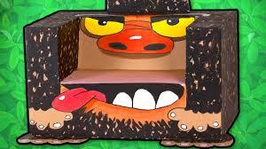 cardboard gorilla chair craft ideas for kids diy on box