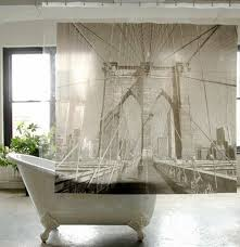 bathroom decorating ideas shower curtain house decor picture brooklyn