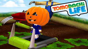 burger king code for halloween horror nights tomodachi life 3ds pumpkin head fall fashion king love gameplay