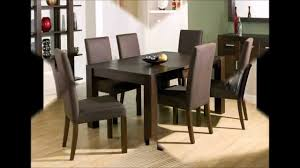 Dark Dining Room Table by Best Dark Wood Dining Room Furniture Gallery Home Design Ideas