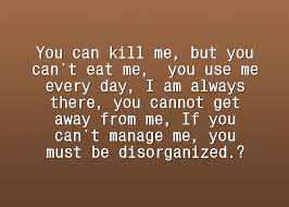 Can Challenge Kill You Braindare You Can Kill Me But You Can T Eat Me You Use Me