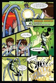 preview ben 10 omniverse parallel paradox u2014 good comics kids