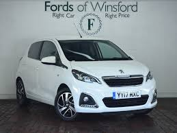 2nd hand peugeot cars used peugeot cars manchester cheshire u0026 the north west fords of