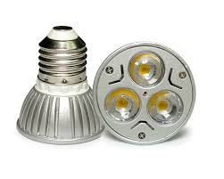 Led Light Bulb by Ac Dc 12v 12 Volt 3w 1w X 3 Led Light Bulb E26 E27 Par16