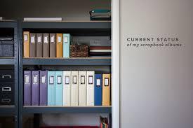 Scrapbook Photo Album How To Organize Scrapbook Albums