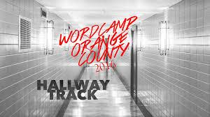 hallway hallway track wpwatercooler