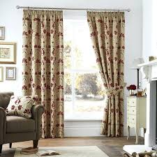 gold and red curtains luxury ready made fully lined curtains red