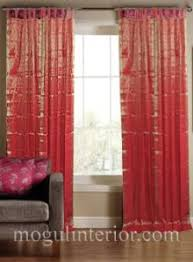Sari Curtain Indian Sari Curtains Indian Decor India Furniture Tunic Tops