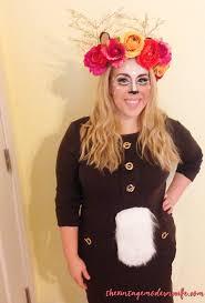 Deer Antlers Halloween Costume Hunter Deer Halloween Costumes Vintage Modern Wife