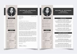 Resume Sample Jamaica by Resume Template For Photoshop By Nm Design Studio Thehungryjpeg Com