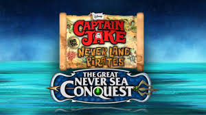 captain jake land pirates sea