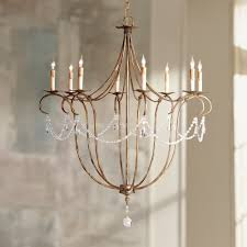 currey and currey lighting currey and company 9881 8 light crystal light chandelier rhine gold