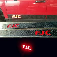 icon fj40 4 door db customz fj cruiser side door plates 07fjcv114 249 00