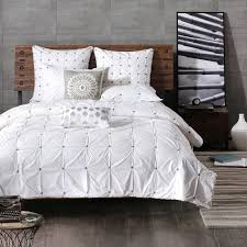 White Bed Set Full Odisha 9 Piece Complete Bed Set By Madison Park Essentials Hayneedle
