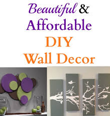 Affordable Wall Decor Diy Wall Decor Pin Jpg