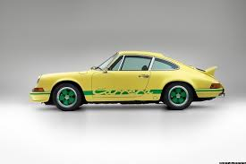1973 porsche rs for sale 1973 porsche 911 2 7 rs german cars for sale