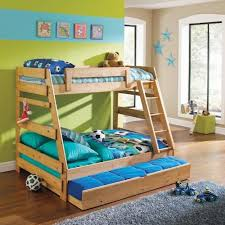 Simply Bunk Beds Pine TwinFull AFrame Bunk Bed INCLUDES Foam - Simply bunk beds