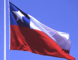 Cile Flag Chile Economic Activity Up 1 6pc In 2017 Business Recorder