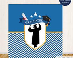 graduation backdrops graduation backdrop etsy