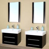 small double bathroom sink shop small double sink vanities 47 to 60 inches with free shipping