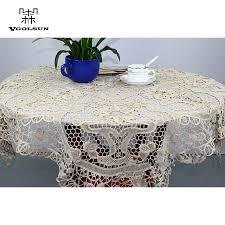 farmhouse style table cloth european round toalha de mesa farmhouse style table cloth tablecloth