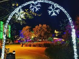 Rosemont Christmas Lights Stone Mountain Park Home Facebook