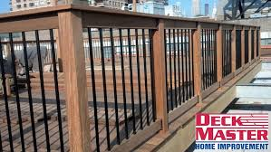 Trellis On Broadway Rooftop Deck Master Home Improvement Company