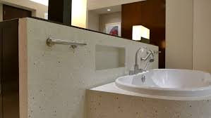 Decoration In Bathroom Man Washing Face In Bathroom Sink Closeup Hd 1920x1080 Stock