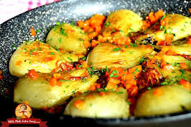 cuisiner le fenouil braisé fenouil braisé au sirop d érable petits plats entre amis