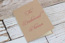 of honor planner bridesmaid planner of honor matron of honor