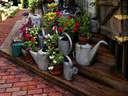 Creative Garden Decor 22 Best Flower Plate Garden Art Images On Pinterest Garden Art