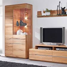 Wohnzimmerschrank Cento Verwirrend Moderne Wohnwand Kernbuche Speyeder Net Verschiedene
