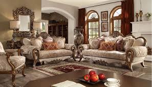 wood trim sofa homey design hd 620 la viera wood trim sofa set usa furniture