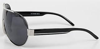 günstige stylebreaker designer sonnenbrille mit monoglas und - Designer Sonnenbrillen Gã Nstig